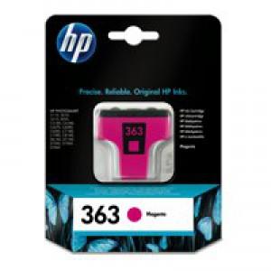 Hewlett Packard No363 Inkjet Cartridge Magenta C8772EE