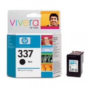 Hewlett Packard No337 Inkjet Cartridge Black C9364EE