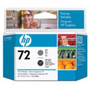 Hewlett Packard No72 Print Head Grey/Photo Black C9380A