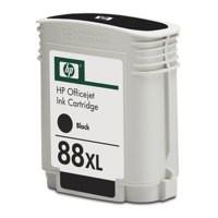 Hewlett Packard No88XL OfficeJet Inkjet Cartridge High Yield Black C9396AE