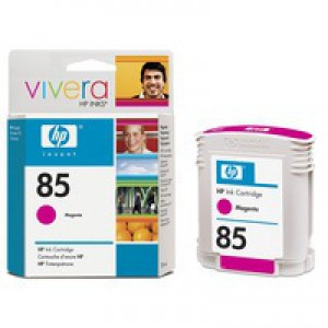Hewlett Packard No85 Inkjet Cartridge 28ml Magenta C9426A
