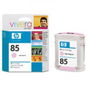 Hewlett Packard No85 Inkjet Cartridge 69ml Light Magenta C9429A