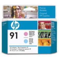 Hewlett Packard No91 Print Head Light Magenta/Light Cyan C9462A