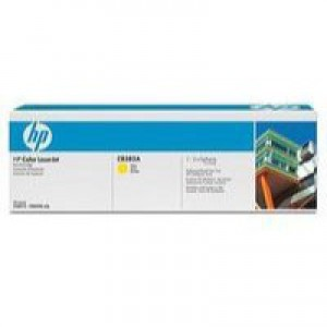 Hewlett Packard [HP] No. 824A Laser Toner Cartridge Page Life 21000pp Yellow Ref CB382A