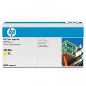 Hewlett Packard No824A Imaging Drum Yellow CB386A