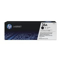 Hewlett Packard No36A LaserJet Toner Cartridge Black CB436A