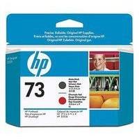 Hewlett Packard No73 Print Head Matte Black/Red CD949A
