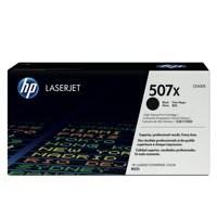 Hewlett Packard LaserJet Toner Cartridge 507X Black CE400X