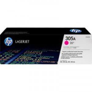 Hewlett Packard No305A LaserJet Toner Cartridge Magenta CE413A