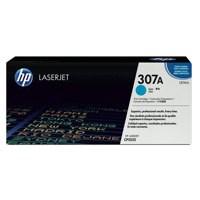 Hewlett Packard No307A LaserJet Toner Cartridge Cyan CE741A