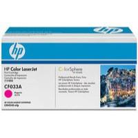 Hewlett Packard Colour LaserJet Toner Cartridge Magenta CF033A
