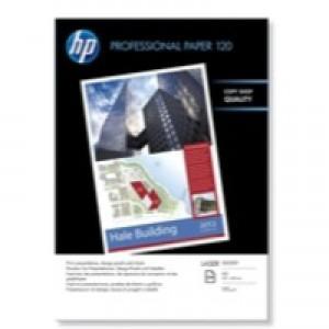 Hewlett Packard Professional Gloss Laser Photo Paper A3 120gsm Pack of 250 CG969A