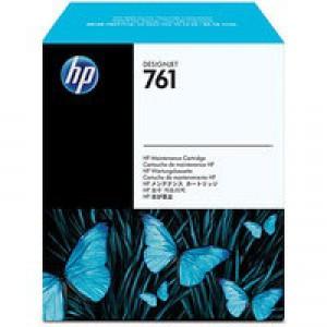 Hewlett Packard No761 Design Jet Maintenance Cartridge CH649A