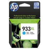 Hewlett Packard No933XL OfficeJet Inkjet Cartridge Cyan CN054AE