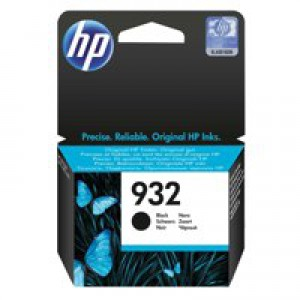 HP 932 OfficeJet Ink Cartridge Black CN057AE