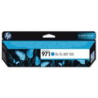 Hewlett Packard No971 Officejet Ink Cartridge Cyan