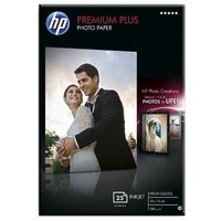 HP Premium Plus Photo Paper 300gsm Glossy 10x15cm Pk 25 CR677A