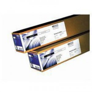 HP Coated Paper A0 841mm x 45.7m 90gsm Q1441A