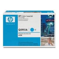 Hewlett Packard No643A LaserJet Toner Cartridge Cyan Q5951A