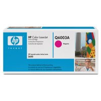 Hewlett Packard No124A LaserJet Toner Cartridge Magenta Q6003A