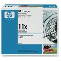 Hewlett Packard No11X LaserJet Toner Cartridge High Yield Black Q6511X