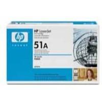Hewlett Packard No51A LaserJet Toner Cartridge Black Q7551A