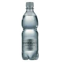 Harrogate Sparkling Spring Water 500ml Plastic Bottle (Pk 24) G750121S
