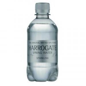 Harrogate Sparkling Spring Water 500ml Plastic Bottle (Pk 30) P330302C