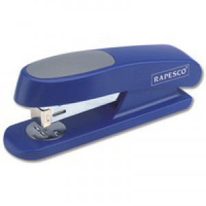 Rapesco Office Stapler Half Strip Blue R72660L3