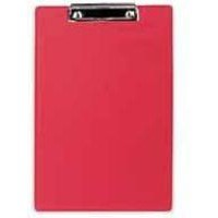 Rapesco Clipboard A4/Foolscap Red VSTCBOR3