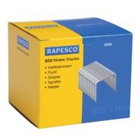 Rapesco Staples 923 Series 14mm Pack of 4000