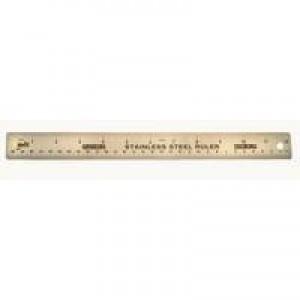Helix Ruler 12 inch Steel T31010