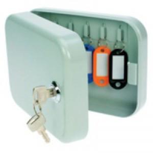 Helix Keysafe Cabinet 10 Key Capacity Grey W20010