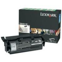 Lexmark Return Programme Extra High Yield Toner Black T654X11E