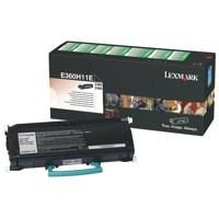Lexmark E360 E460 Return Programme High Yield Toner Black 0E360H11E