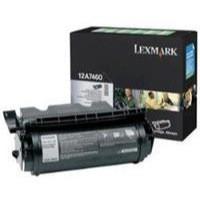 Lexmark T630/T634 Return Programme Laser Toner Cartridge Black 5K Yield 12A7460
