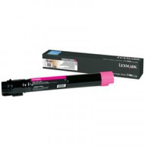 Lexmark Toner Cartridge Magenta X950X2MG