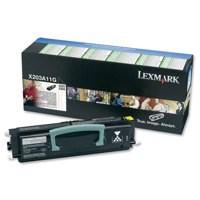 Lexmark X203/204 Return Programme Toner Cartridge Black X203A11G