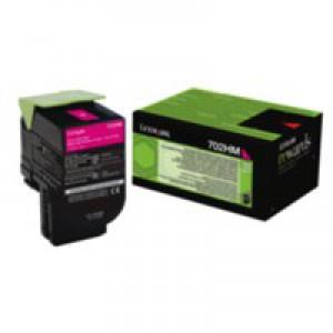 Lexmark Mag Rp Tnr Cart Hy 70C2Hm0 Pk1