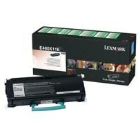 Lexmark E460 Return Programme Toner Cartridge Extra High Yield 15K Black E460X31E