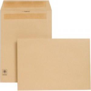 New Guardian Envelope C4 130gsm Manilla Self-Seal Pack of 250 L26303
