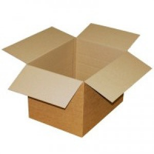 Single-Wall Carton 127x127x127mm Pack of 25 SC-01
