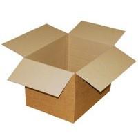 Jiffy Single-Wall Carton 127x127x127mm Pack of 25 SC-01