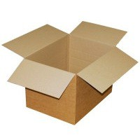Single-Wall Carton 127x127x127mm Pack of 25 SC-01
