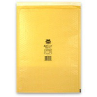 Jiffy AirKraft Bag Gold 340x445mm Pack of 50 JL-GO-7