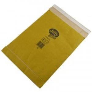 Jiffy Padded Bag Envelopes Mini Pack No.5 Brown 245x381mm Ref JPB-MP-5-10 [Pack 10]