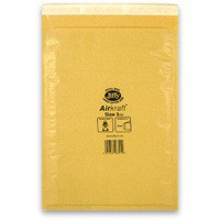 Jiffy AirKraft Bag Size 3 Gold Multi Pack of 10 MMUL04604