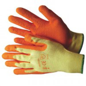 JSP J Flex Glove Size 9 Orange EN388 ACG186-180-800