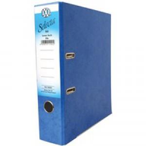 Concord IXL Selecta Lever Arch File A4 Blue Code 162252