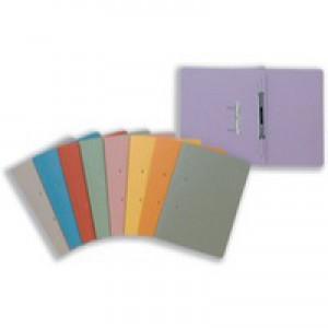 Concord Transfer File Foolscap 285gsm Foolscap Blue 346-Bluz